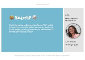 Spielgruppe Backstübli @ Familienzentrum Herrliberg | Herrliberg | Zürich | Schweiz