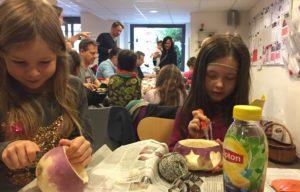 Räbeschnitzen @ Familienzentrum Robinson | Herrliberg | Zürich | Schweiz