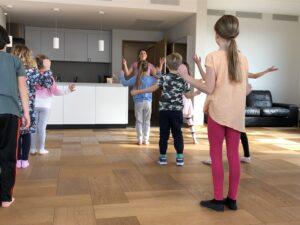 Hip Hop for Kids @ Familienzentrum Robinson (Terrasse)