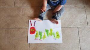 Baby-Kreativ-Treff @ Familienzentrum Robinson